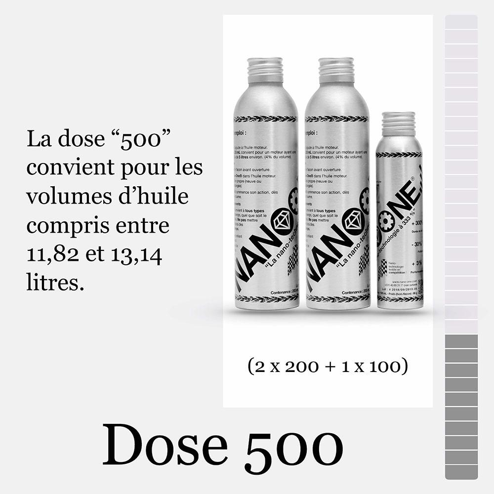 Dose 0500