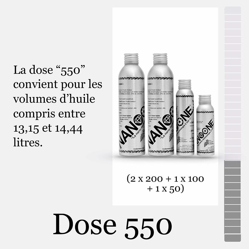 Dose 0550