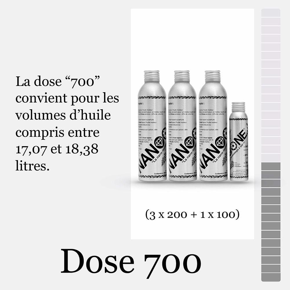 Dose 0700