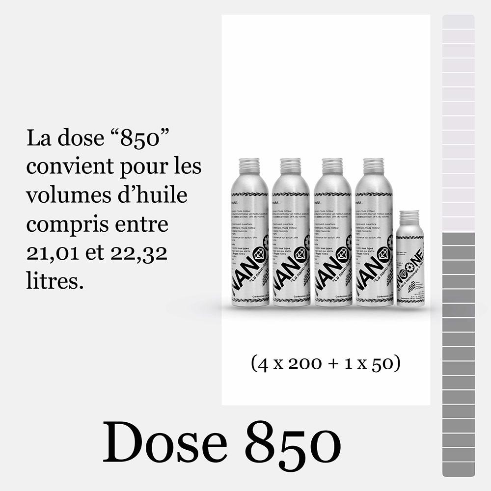 Dose 0850